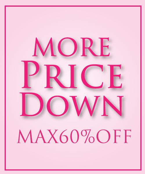 【再値下げしました】MAX60%OFF