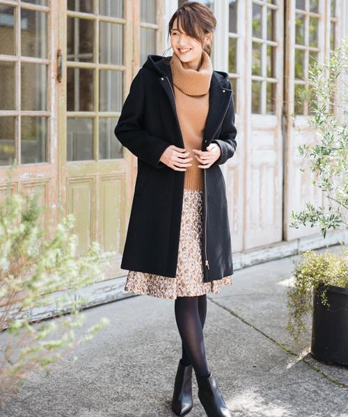 WINTER COAT collection この冬到着した、上質コートをコーディネートでご紹介