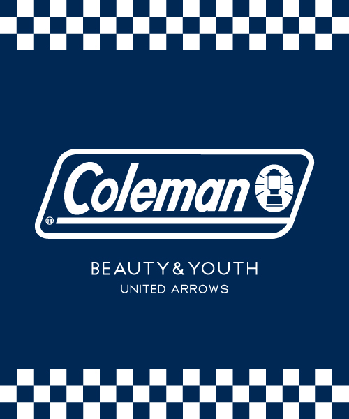 <COLEMAN> 別注 「Cool Checker」COLLECTION