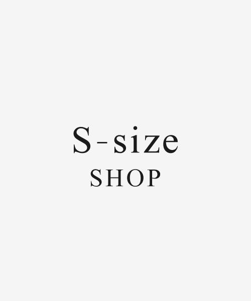 COMME CA 《S-size SHOP》はこちら