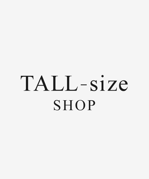 COMME CA 《TALL size SHOP》はこちら