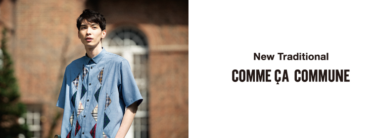 COMME CA COMMUNE / コムサコミューン