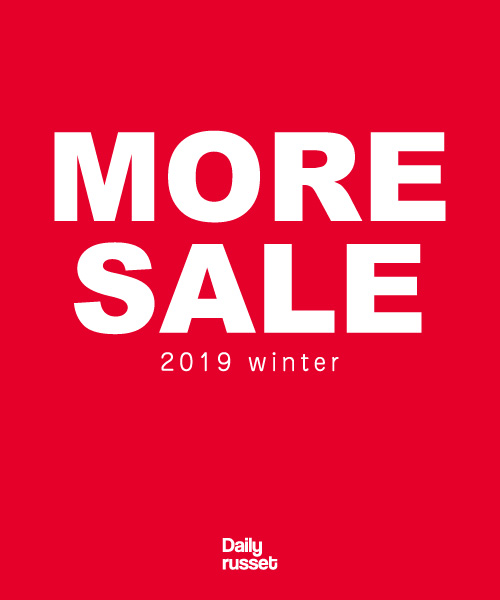 2018冬のMOREセール開始!