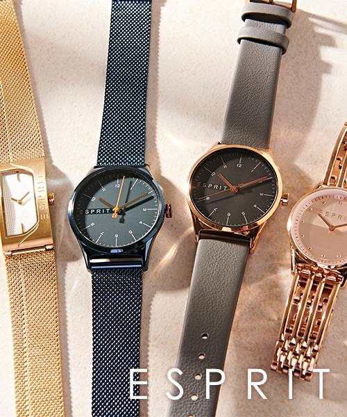 ラグジュアリーな輝きを放つESPRITの腕時計が登場!