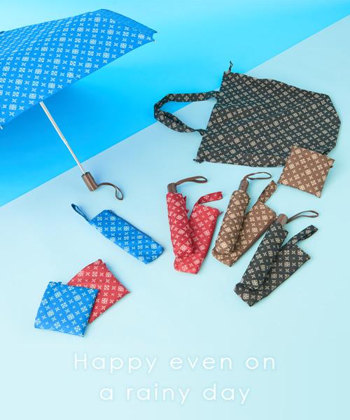 ★Happy even on a rainy day★レイングッズに新色登場!