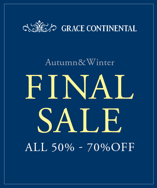 【ALL50-70%OFF!】FINAL SALE スタート!