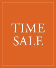 《TIME SALE》6/24(日)23:59まで J Lounge人気ショップ同時開催!
