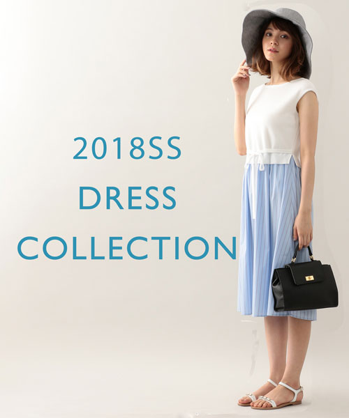 ★18SS DRESS COLLECTION★
