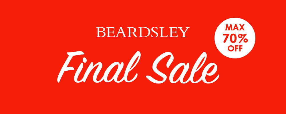 BEARDSLEY SALE