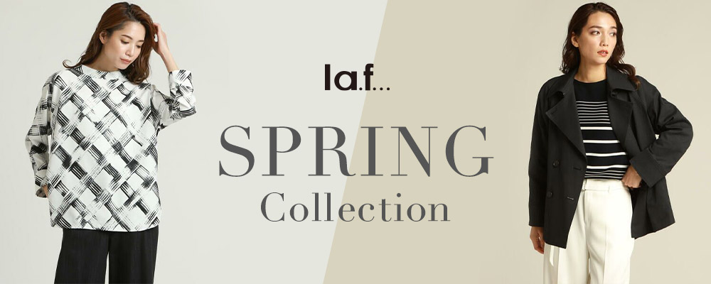 la.f... SPRING COLLECTION