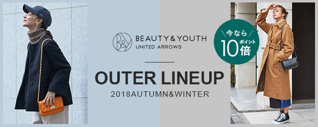 OUTER LINEUP 2018AUTUMN&WINTER