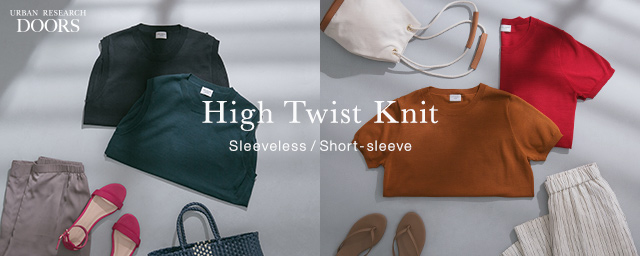 High Twist Knit