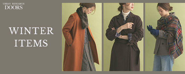 URBAN RESEARCH DOORS SEASON ITEM VOL2 / OUTER