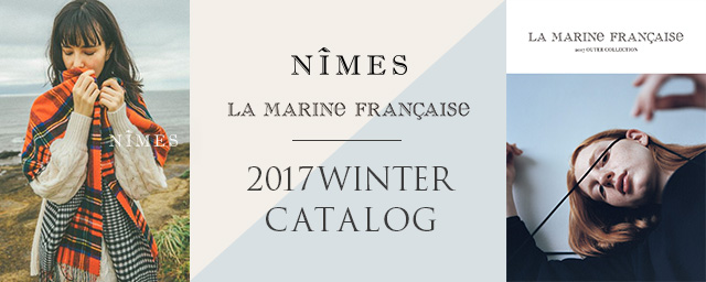 NIMES 2017 WINTER COLLECTION