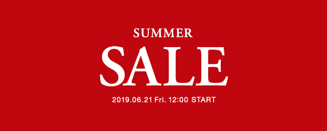 URBAN RESEARCH SUMMER SALE