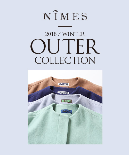 2018 / Winter OUTER COLLECTION