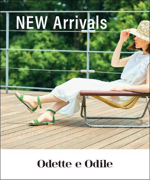 New Arrivals~真夏を楽しむ新作サンダル~