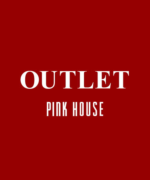 PINK HOUSEの\OUTLET/はこちら。探していたあのアイテムも!?