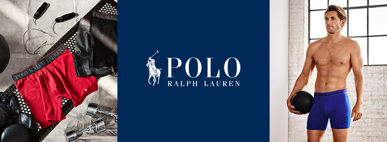 POLO RALPH LAUREN UNDERWEAR SLEEPWEAR