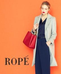 本格的な冬を前にチェックしたい、ロペの新作コート一覧