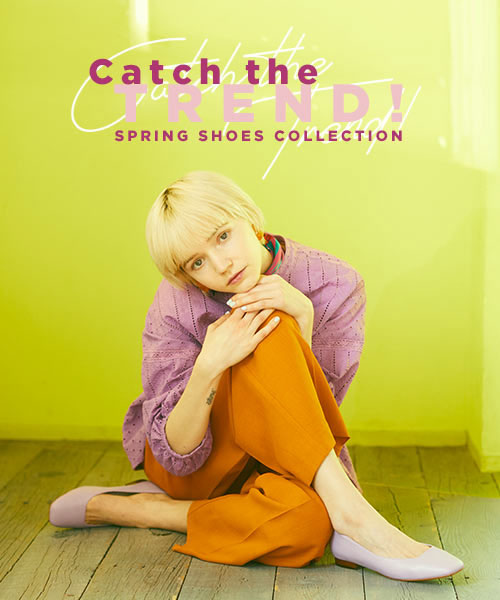 <SPRING SHOES COLLECTION!!>新作シューズが入荷!