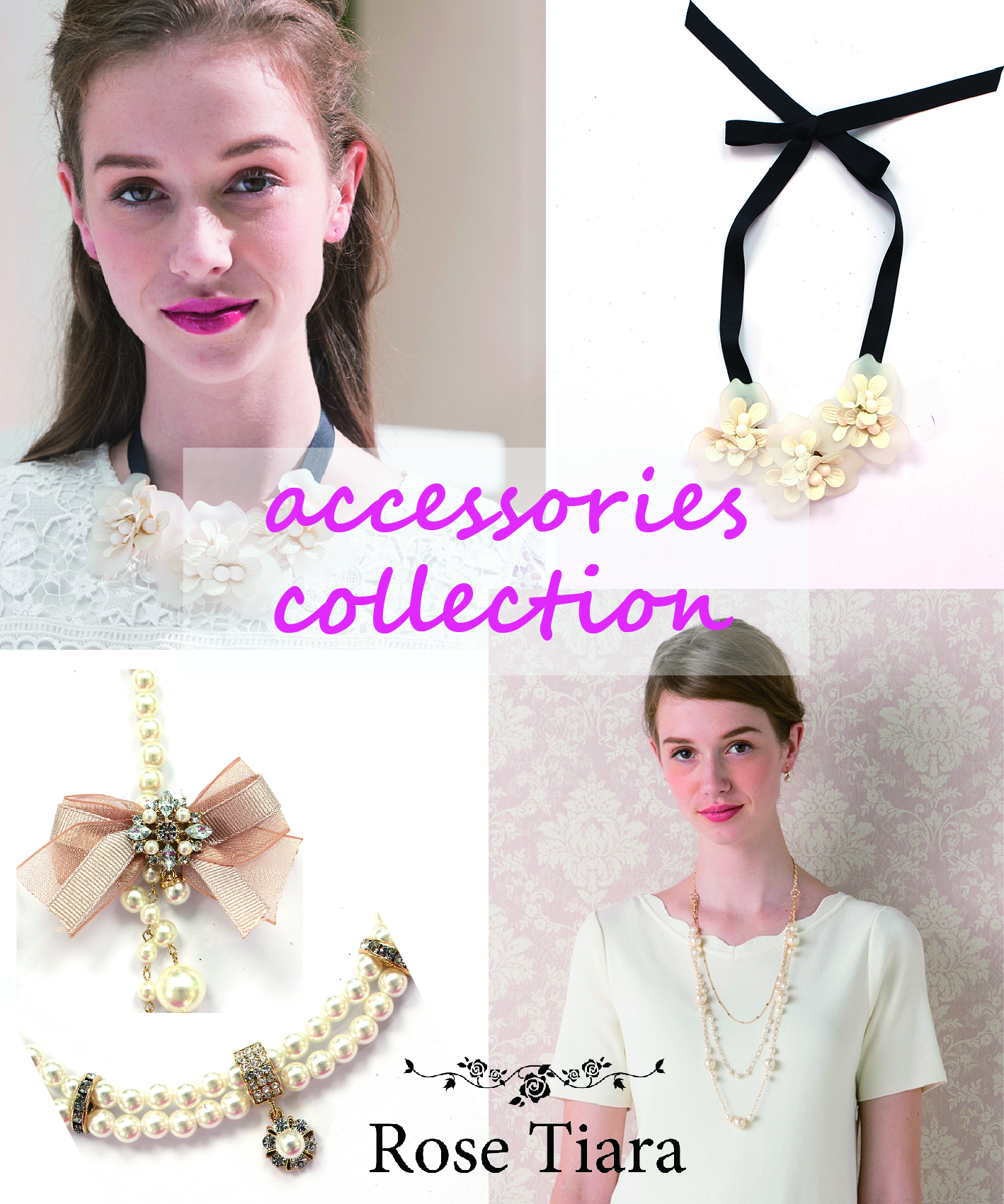 【NEW】accessories collection!!