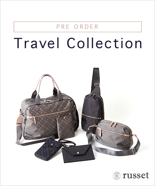 ◆PRE ORDER◆Travel Collection