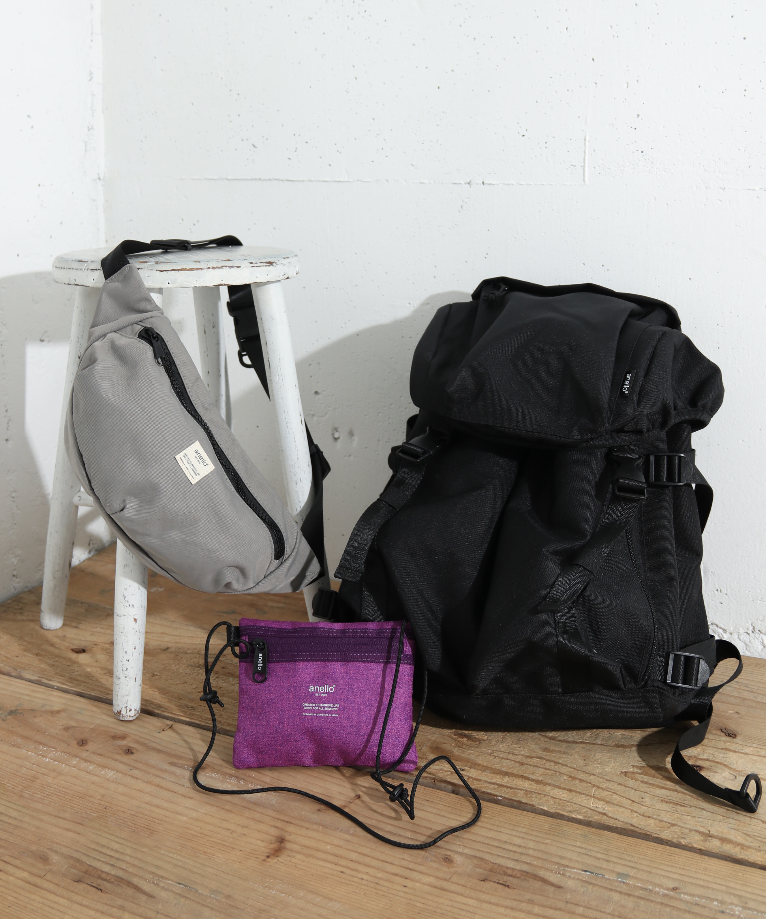 anello Bag Collection