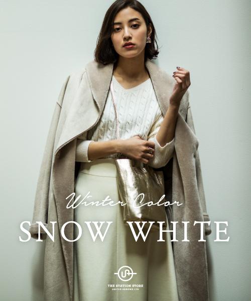 Winter Color<SNOW WHITE>