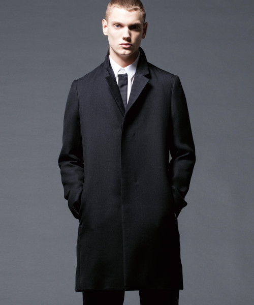 【KNOTT MEN】毎シーズン人気のチェスターコート!