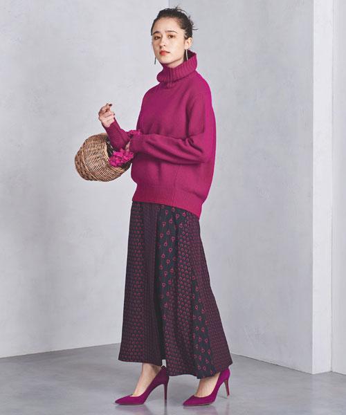 【ロングスカート特集】この秋気になるロングスカートをご紹介