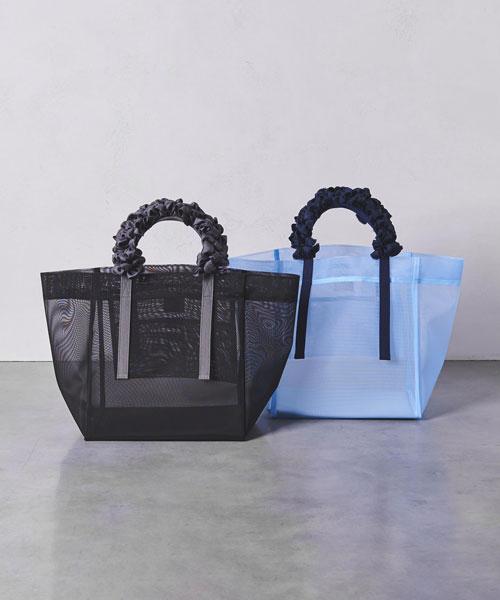 【2019春夏予約】<LUDLOW>新作グレープハンドルバッグ