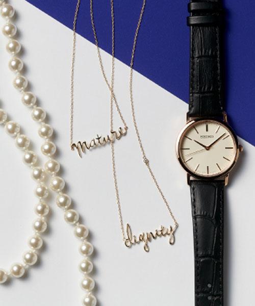 【Christmas Gift】JEWELRY & WATCH
