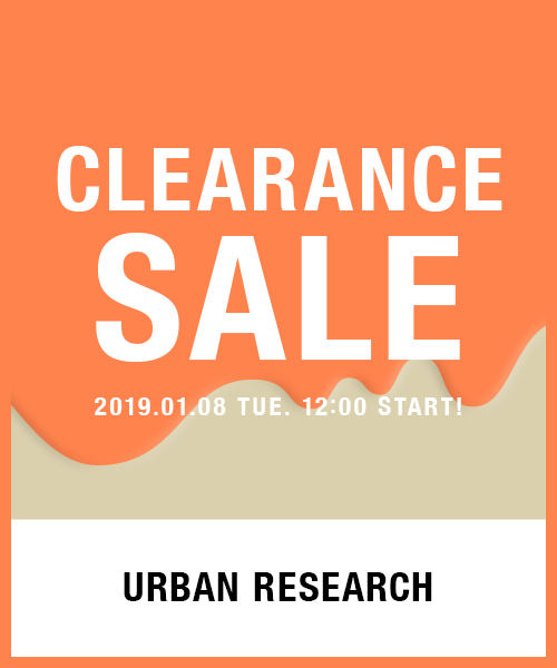 CLEARANCE SALEスタート!値下げ対象アイテムをチェック!!