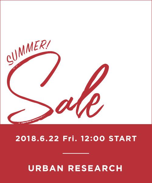 6/22(金)12:00 ~ 2018 SUMMER SALEスタート!!