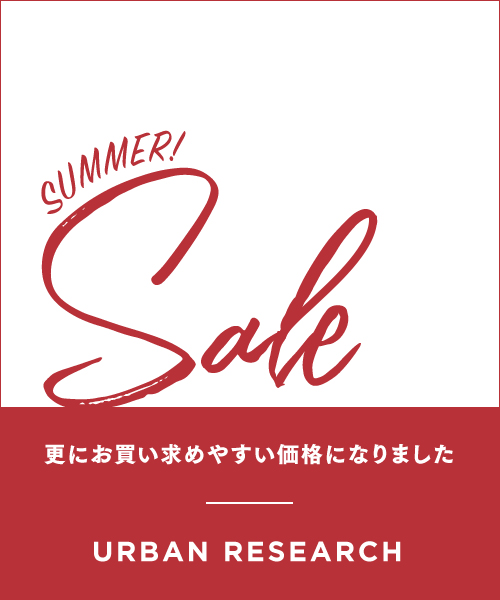7/10 UP DATE!SUMMER SALE開催中!!