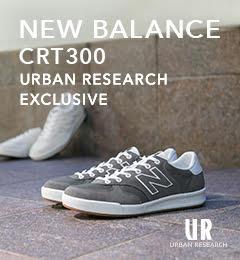 大ヒットした「NEW BALANCE CRT300」 がエクスクルーシブとして再び登場。