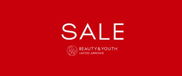 Beauty & Youth Sale(ビューティ&ユース・セール)